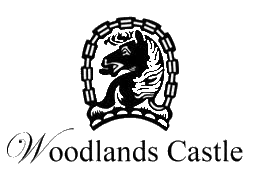 Woodlands Castle logo