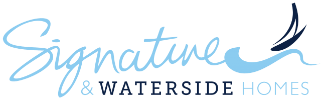 Signature & Waterside Homes logo