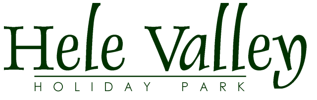 Hele Valley Holiday Park logo
