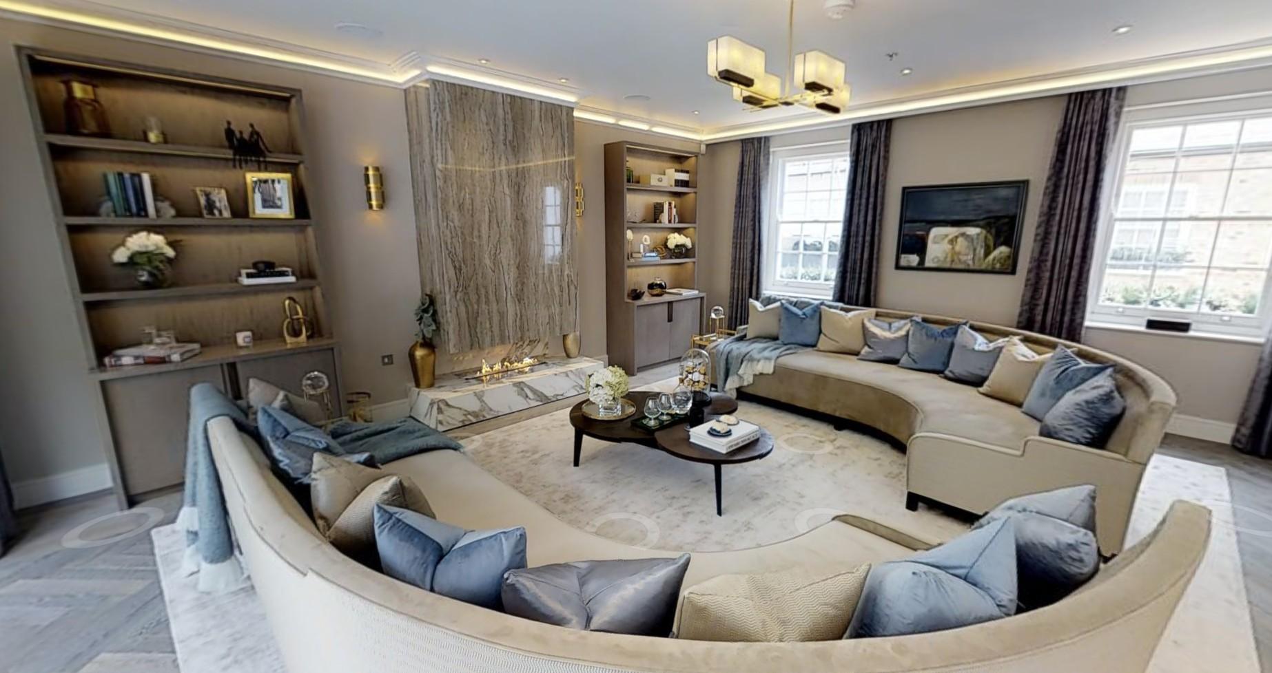 Clabon Mews Matterport Luxury Property Virtual Tour