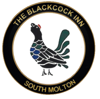 Blackcock Inn logo