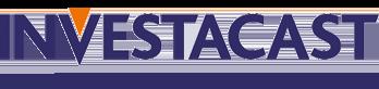 Investacast logo