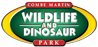 Combe Martin Wildlife & Dinosaur Park logo