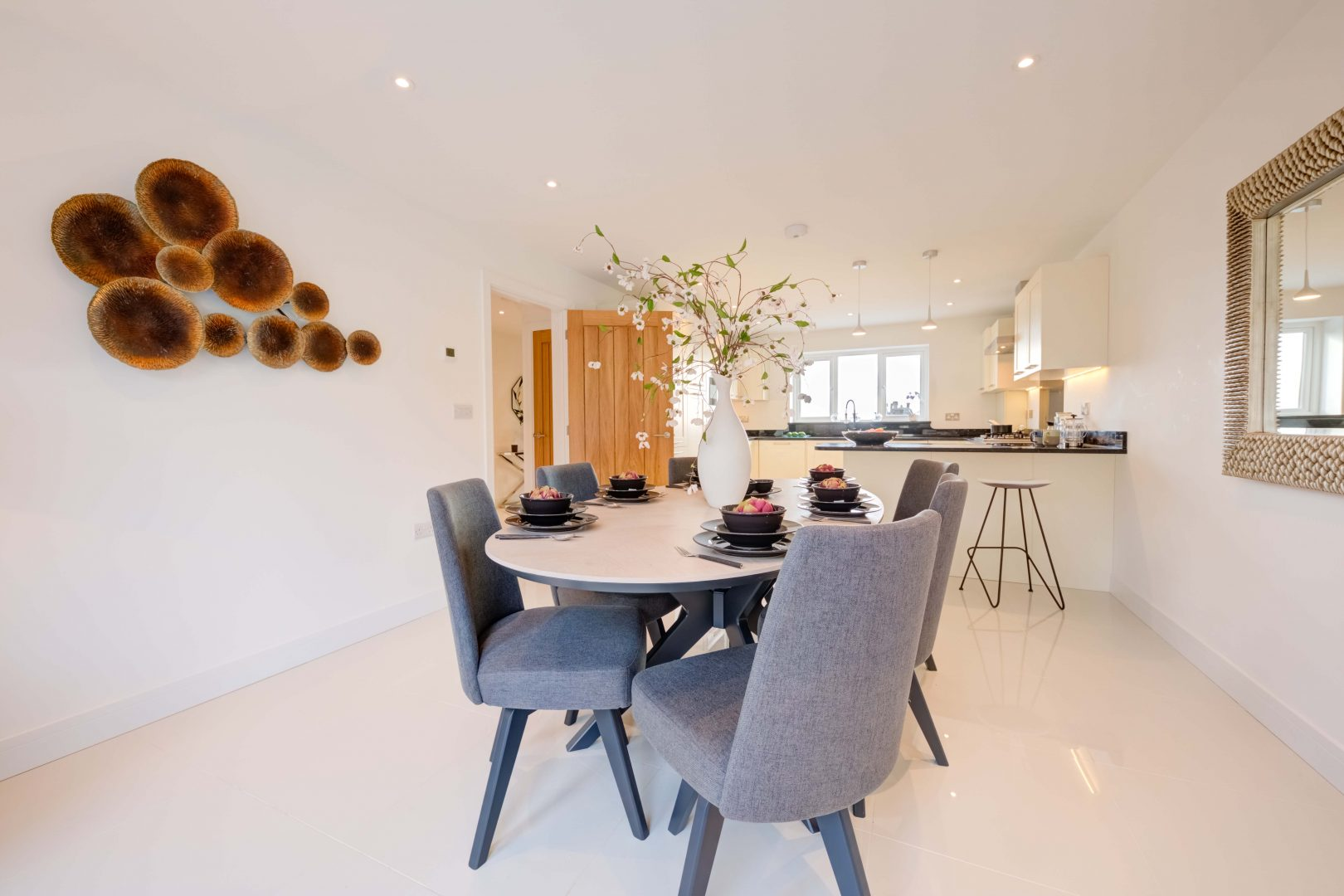 Webbers Property Dining Room