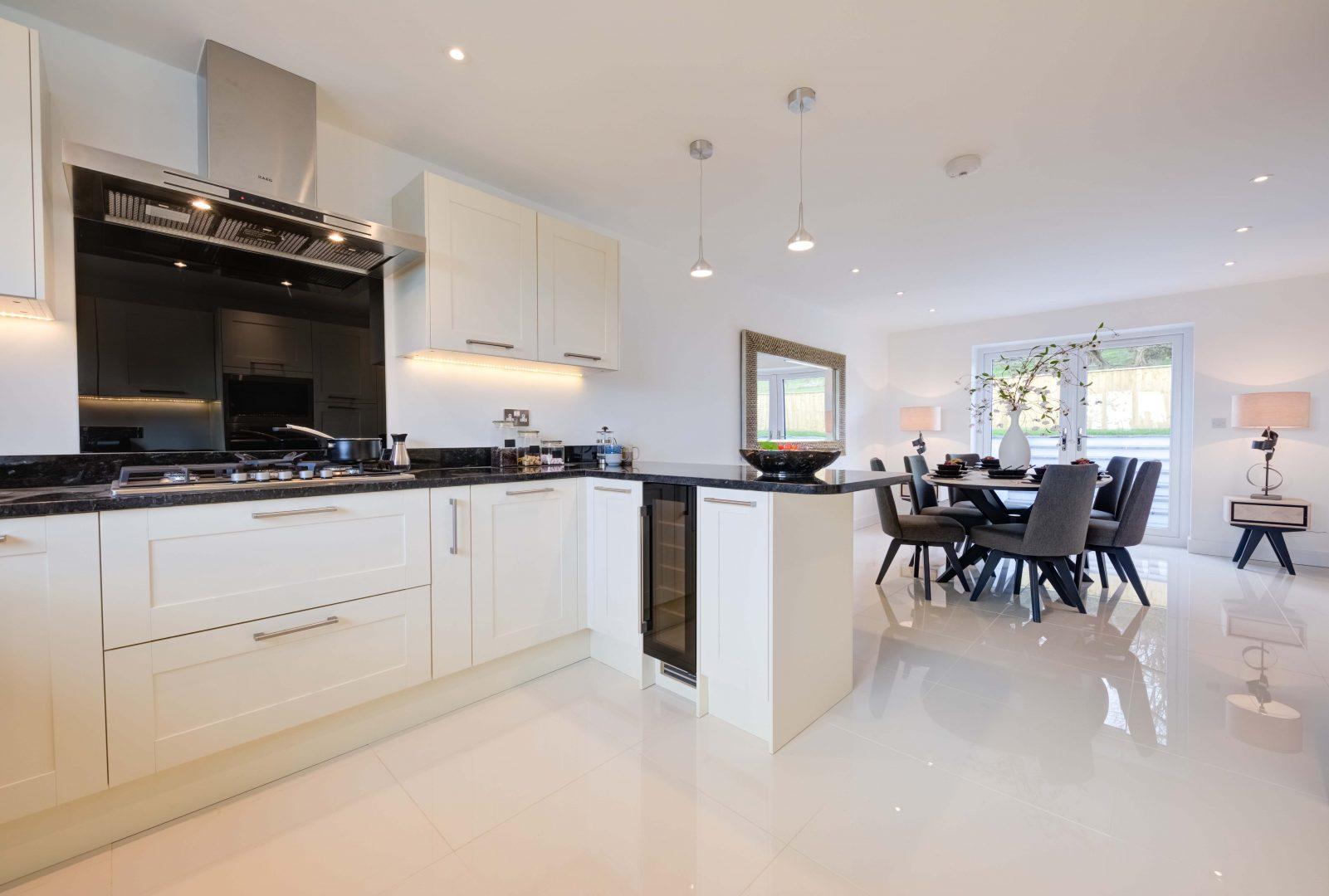 Webbers Property Kitchen Area