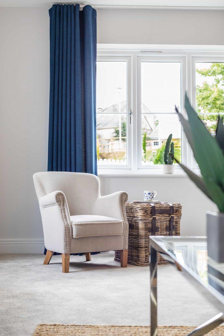 Chaddlewood Sitting Room