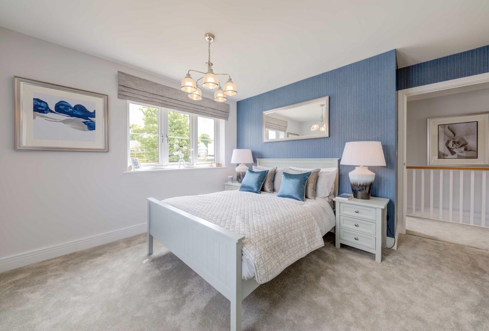Chaddlewood Bedroom