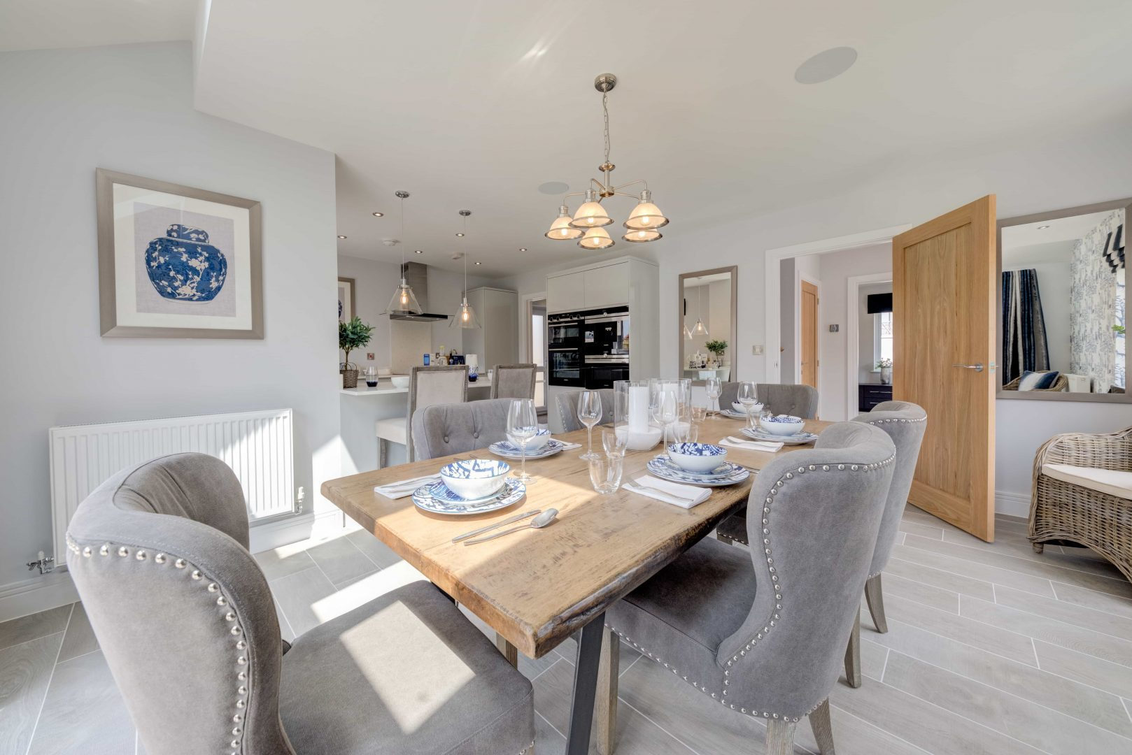 Chaddlewood Dining Area