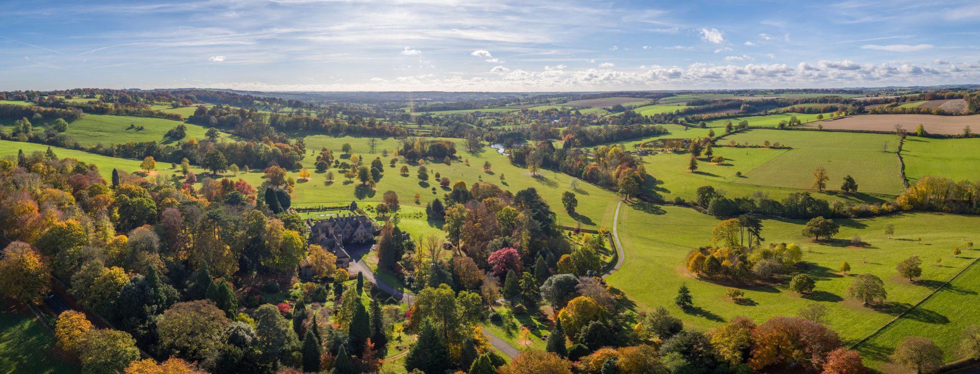 Luxury Manor House Gloucestershire