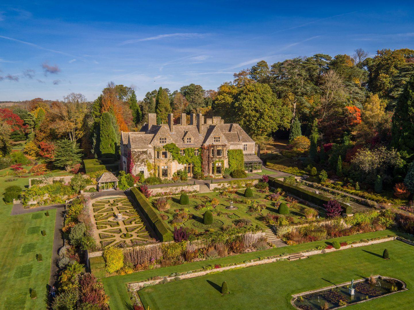 Luxury Manor House