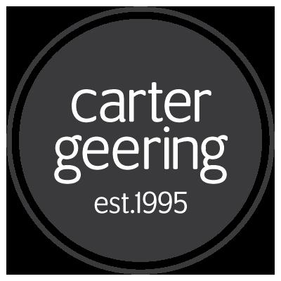 Carter Geering logo